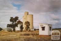 Wychitella silos and weighbridge office, 2005