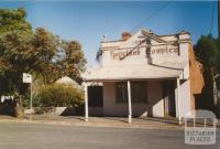 Hopetoun Courier office, Toole Street, 2005
