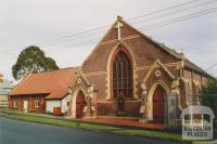 Armenian Apostolic Church former Congregational Church, Surrey Hills, 2005