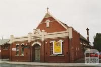 St Ambrose Hall, Dawson Street, Brunswick, 2005