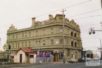 Railway Hotel, Albert Street, Brunswick, 2005