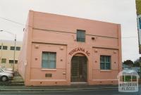 Former Scout Hall, Victoria Street, Brunswick, 2005