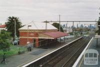 Moreland Railway Station, 2005