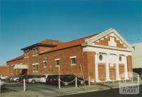 Masonic Centre, Davies Street, Brunswick, 2005