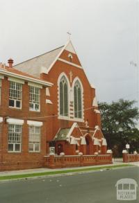 St Margaret Mary's Roman Catholic Church, Davies Street, Brunswick, 2005