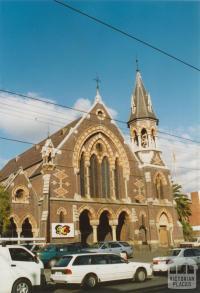 Community School, former Wesleyan Church, 340 Sydney Road, Brunswick, 2005