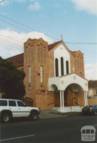 Greek Orthodox Church, 25 Staley Street, Brunswick, 2005