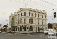 Lomond Hotel, 225 Nicholson Street, Brunswick East, 2005