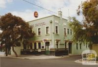 Union Hotel, 109 Union Street, Brunswick West, 2005