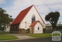 Allansford Uniting Church, Easter 2006