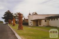 War memorial carvings, Dartmoor, 2006