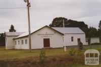 Orford memorial hall, 2006