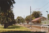 Seaholme railway station, 2006