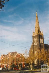 St John the Baptist Roman Catholic Church and school, Clifton Hill, 2007