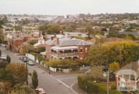 Looking north-west from tower of Oxley Road Uniting Church, Auburn, 2007