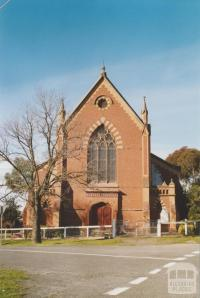 Long Gully Uniting Church, Wilson Street, 2007