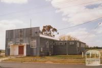 Dingee hall, 2007