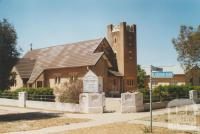 Church of England, Merbein, 2007