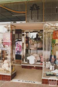 Store front, Ouyen, 2007
