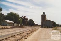 Murrayville railway station, 2007