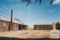Kow Plains homestead, Cowangie, 2007