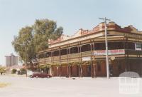 Victoria Hotel, Dimboola, 2007