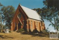 Mount Franklin, Franklinford (former Anglican) Church, 2007