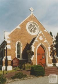 Dingley, Church of England, 2008