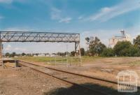 Charlton railway station site, 2008