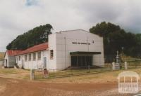 Wando Vale memorial hall, 2008