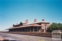 Serviceton railway station, 2008