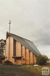 Anglican Church, Andrew Street, Edenhope, 2008