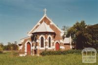 Church of England, Alvie, 2009