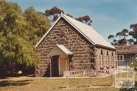 Former Presbyterian Church (1862), Cressy, 2009