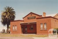 Kyneton Freemasons hall, 2009