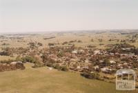 Penshurst from Mount Rouse, 2009