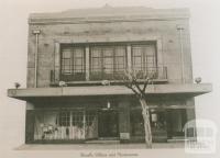 Benalla offices, 1930