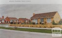 Commission houses at Jacana, 1961