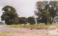 Former school site, 13 Mile Road and Main Drain Road, Vervale, 2010