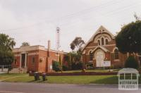 Drouin Uniting Church and CFA, 2010
