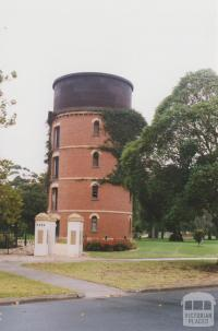 Water tower, Sale, 2010