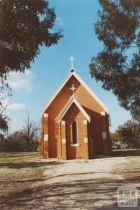St Martins Roman Catholic Church, Boorhaman, 2010