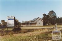 Boorhaman community hall, 2010