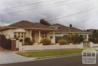 Interwar houses, 8-10 Wilbur Crescent, Hughesdale, 2010