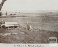 Valley of the Mitchell at Lindenow, 1925