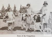 Kardella calf club, 1930