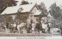 Scotsburn calf club, 1933