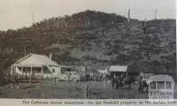Catherine station homestead, Buffalo River, 1957