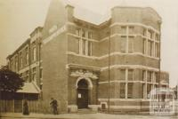 Windsor post office, 1910