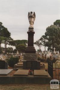 Bulla cemetery, Cemetery Lane, 2010